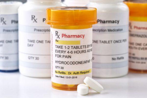 pharmacy hydrocodone